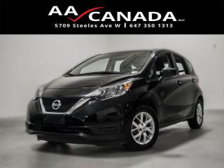 Used 2018 Nissan Versa Note SV for sale in North York, ON