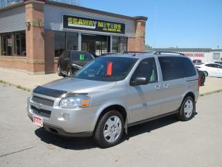 Used 2009 Chevrolet Uplander LT for sale in Brockville, ON