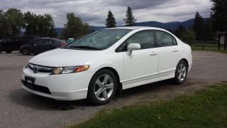 Used 2007 Honda Civic LX Sedan AT for sale in West Kelowna, BC