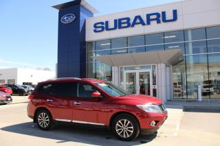 Used 2014 Nissan Pathfinder SL for sale in North Bay, ON