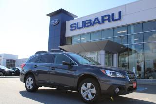 Used 2016 Subaru Outback with Heated Front Seats and Backup Camera for sale in North Bay, ON