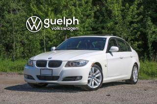 Used 2009 BMW 328xi Leather, Heated Seats, Sunroof for sale in Guelph, ON