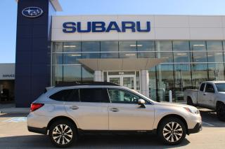 Used 2016 Subaru Outback LIMITED for sale in North Bay, ON