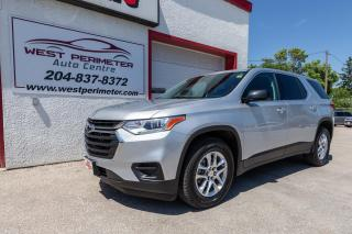 Used 2019 Chevrolet Traverse AWD 4dr LS w-1FL for sale in Winnipeg, MB