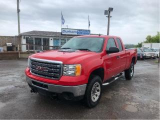 Used 2013 GMC Sierra 2500 HD SLE for sale in Whitby, ON