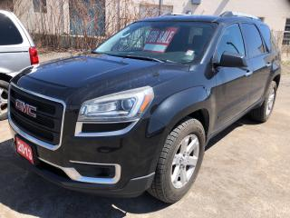 Used 2013 GMC Acadia SLE1 for sale in Whitby, ON