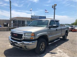 Used 2003 GMC Sierra 2500 HD SL for sale in Whitby, ON