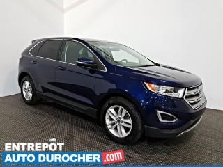 Used 2016 Ford Edge SEL AWD NAVIGATION - A/C - Caméra de Recul for sale in Laval, QC