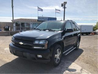 Used 2005 Chevrolet TrailBlazer LS for sale in Whitby, ON