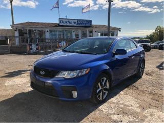 Used 2011 Kia Forte Koup SX for sale in Whitby, ON