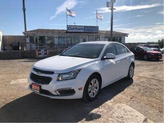Used 2015 Chevrolet Cruze 1LT for sale in Whitby, ON