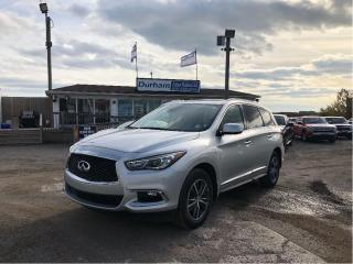 Used 2019 Infiniti QX60 PURE for sale in Whitby, ON