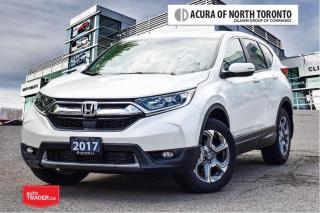 Used 2017 Honda CR-V EX AWD No Accident| Dealer Serviced| Remote Start for sale in Thornhill, ON