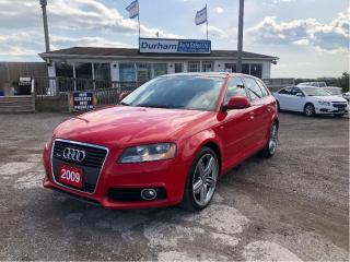 Used 2009 Audi A3 Quattro for sale in Whitby, ON