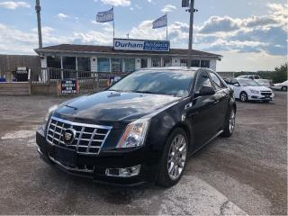 Used 2013 Cadillac CTS Performance for sale in Whitby, ON