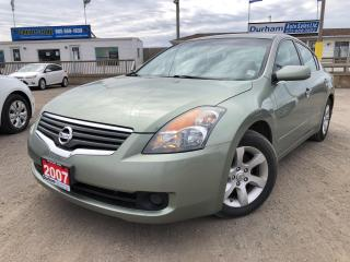 Used 2007 Nissan Altima 2.5 S for sale in Whitby, ON