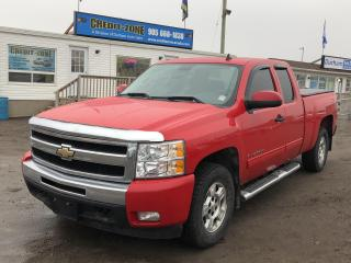 Used 2009 Chevrolet Silverado 1500 LTZ for sale in Whitby, ON