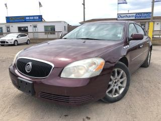 Used 2007 Buick Lucerne V6 CXL for sale in Whitby, ON