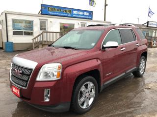 Used 2012 GMC Terrain SLT-2 for sale in Whitby, ON