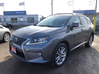 Used 2015 Lexus RX 350 Sportdesign for sale in Whitby, ON