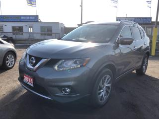 Used 2014 Nissan Rogue SL for sale in Whitby, ON