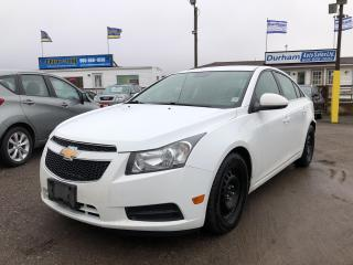 Used 2013 Chevrolet Cruze LT Turbo for sale in Whitby, ON