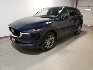 Used 2019 Mazda CX-5 GT w/Turbo|Navigation|Htd/Cld Leather|Camera| for sale in Brandon, MB