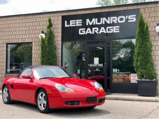 Used 2002 Porsche Boxster 2dr Roadster 5-Spd Manual for sale in Paris, ON