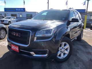 Used 2016 GMC Acadia SLE for sale in Whitby, ON