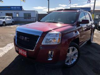 Used 2010 GMC Terrain SLE-2 for sale in Whitby, ON