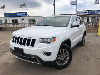 Used 2014 Jeep Grand Cherokee Limited for sale in Whitby, ON