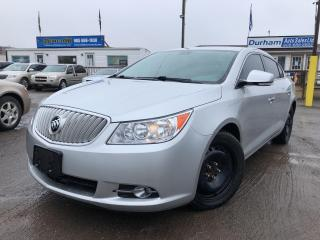 Used 2010 Buick LaCrosse CXL for sale in Whitby, ON
