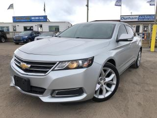 Used 2014 Chevrolet Impala LT for sale in Whitby, ON