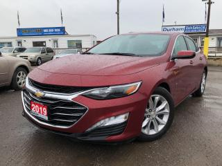 Used 2019 Chevrolet Malibu LT for sale in Whitby, ON