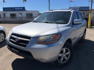 Used 2009 Hyundai Santa Fe GL for sale in Whitby, ON