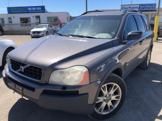 Used 2006 Volvo XC90 2.5L Turbo 7 seat for sale in Whitby, ON
