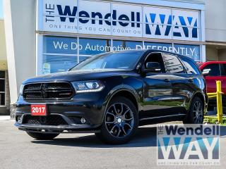 Used 2017 Dodge Durango R/T for sale in Kitchener, ON