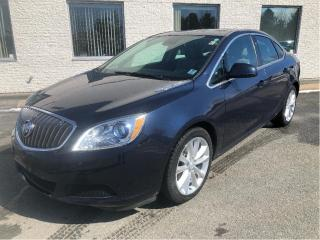 Used 2015 Buick Verano with SUNROOF for sale in Kentville, NS