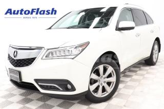 Used 2016 Acura MDX ELITE  *Blind-Spot *Cooled-Seats *DVD *GPS/Camera for sale in Saint-Hubert, QC