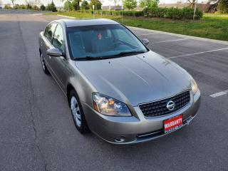 Used 2005 Nissan Altima 4dr Sdn I4 2.5 for sale in Mississauga, ON