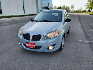 Used 2009 Pontiac G3 Wave 5dr Wgn for sale in Mississauga, ON