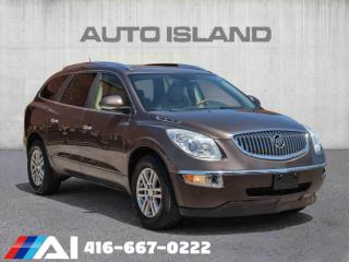 Used 2009 Buick Enclave AWD 4dr CX for sale in North York, ON