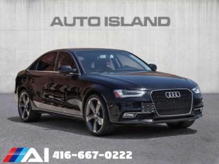 Used 2014 Audi A4 4dr Sdn Auto Progressiv quattro for sale in North York, ON