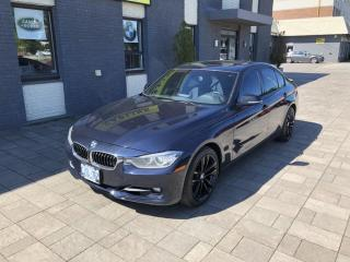 Used 2013 BMW 3 Series 4dr Sdn 328i xDrive AWD for sale in Nobleton, ON