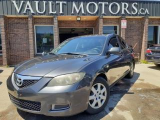 Used 2007 Mazda MAZDA3 4dr Sdn for sale in Brampton, ON