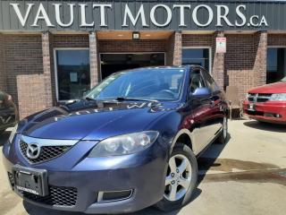Used 2009 Mazda MAZDA3 4dr Sdn NO ACCIDENTS! for sale in Brampton, ON