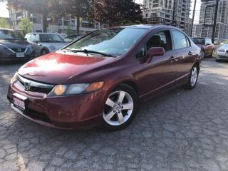 Used 2008 Honda Civic 4DR AUTO for sale in Markham, ON