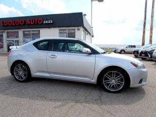 Used 2011 Scion tC Sports Coupe AUTOMATIC SUNROOF CERTIFIED for sale in Milton, ON