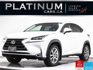 Used 2017 Lexus NX200t AWD,LUXURY,NAVI,CAM,SUNROOF,HEATED/COOLED SEATS for sale in Toronto, ON