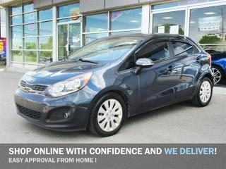 Used 2013 Kia Rio EX+ Sunroof/ Back-up Camera/ Heated seats/ Bluetooth/ Power package for sale in Mississauga, ON